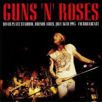 GUNS 'N ROSES - Live At Maracana Stadium, Rio De Janeiro, Brazil, January 23rd 1991 - Rede Globo (Rede Tv)