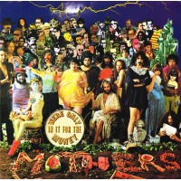 FRANK ZAPPA THE MOTHERS OF INVENTION - We're Only In It For The Money