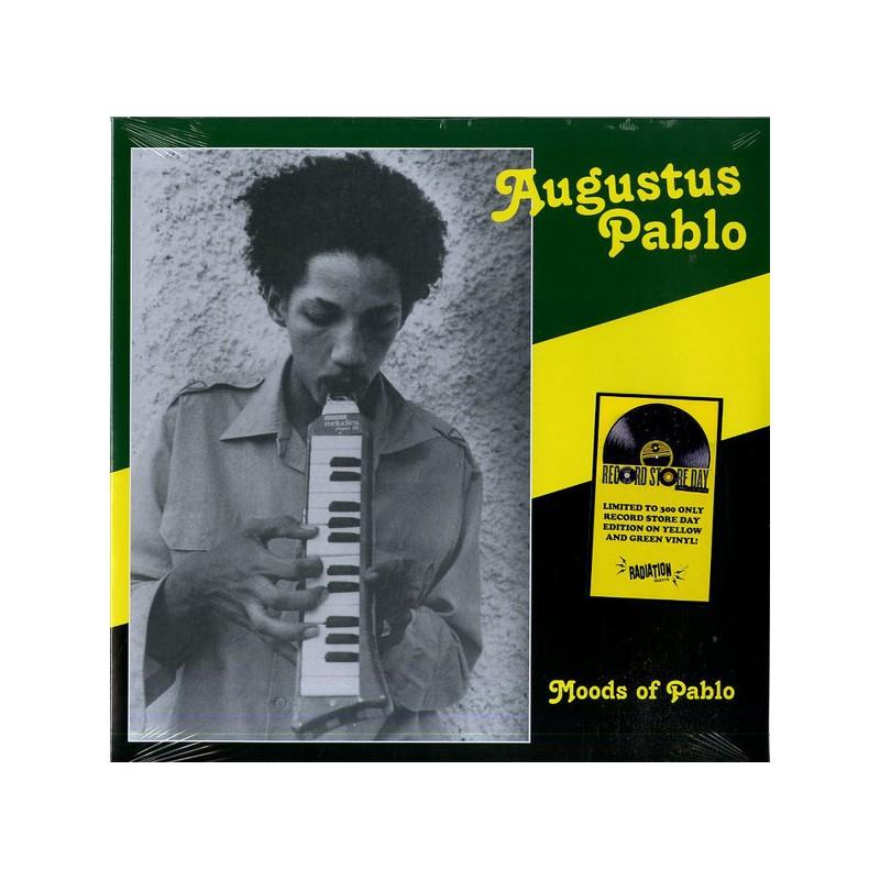 AUGUSTUS PABLO - Moods Of Augustus Pablo