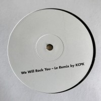 FOREVER YOUNG - We Will Rock You (The Remixes)