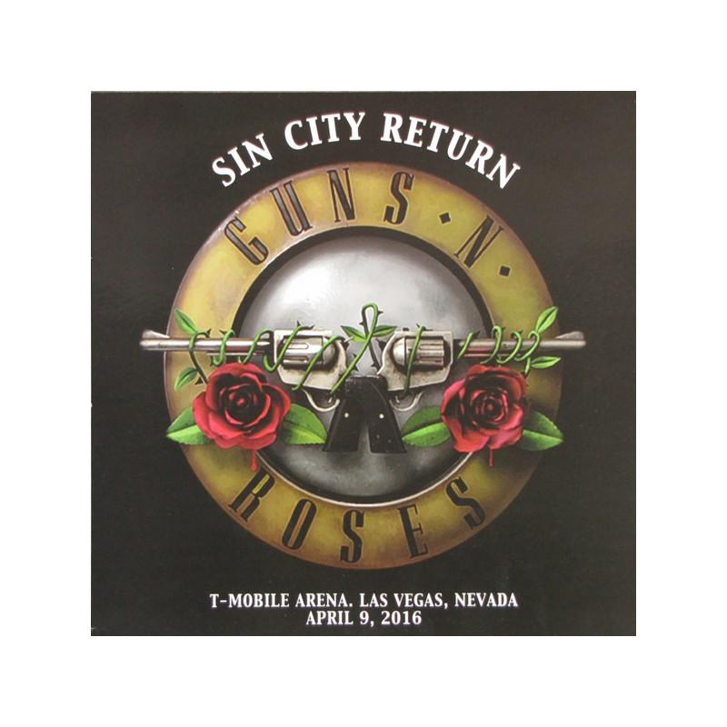 GUNS N ROSES - Sin City Return