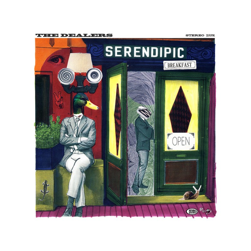 THE DEALERS - Serendipic Breakfast