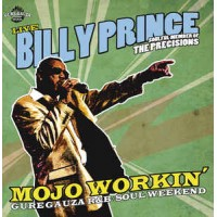 BILLY PRINCE OF THE PRECISIONS - The Soulful Member Of The Precisions