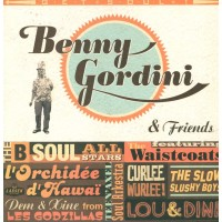BENNY GORDINI & FRIENDS - Get Soul