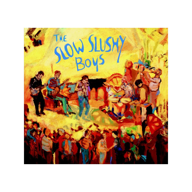 THE SLOW SLUSHY BOYS - En Direct d'Alto