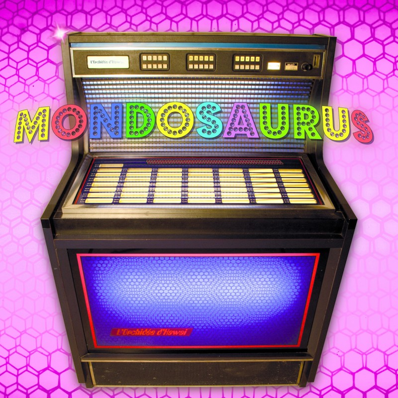 ORCHIDEE D'HAWAI - Mondosaurus