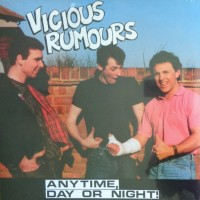VICIOUS RUMOURS - Any Time, Day Or Night