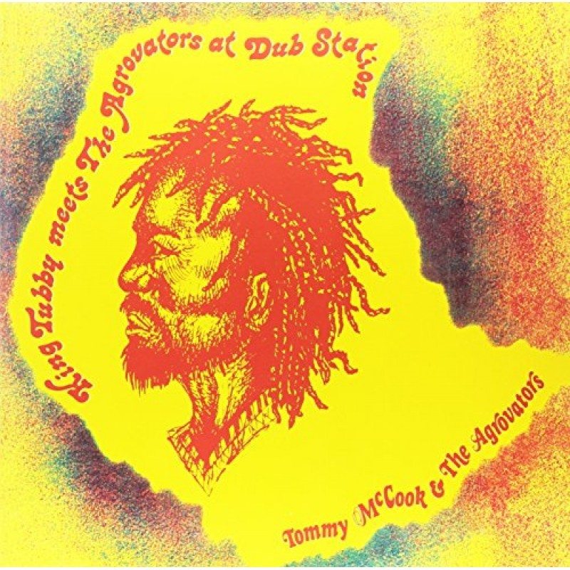 TOMMY MC COOK & THE AGGROVATORS - King Tubby Meets The Aggrovators