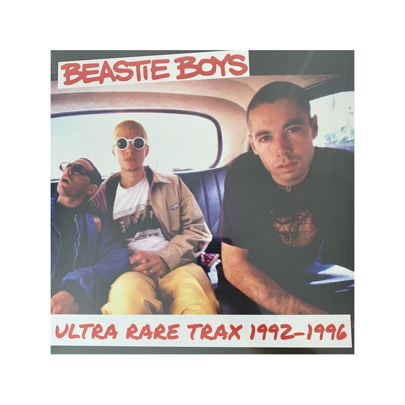 BEASTIE BOYS - Ultra Rare Trax 1992-1996