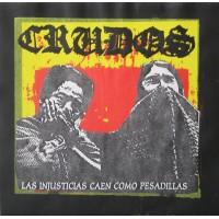 LOS CRUDOS - Las Injusticias Caen Como Pesadillas