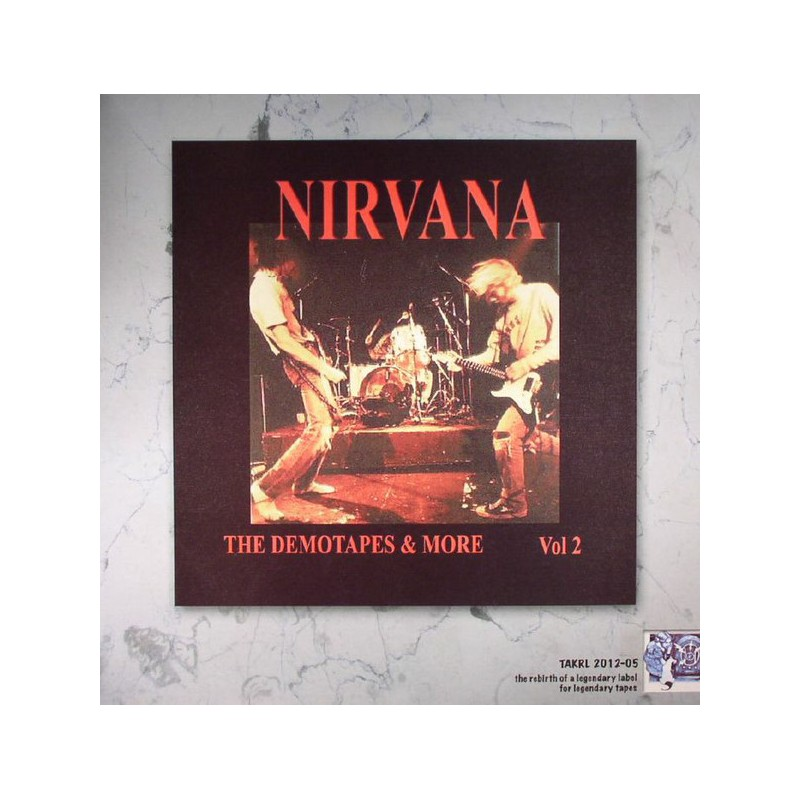 NIRVANA - The Demotapes & More Vol. 2