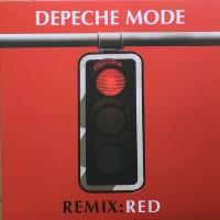 DEPECHE MODE - Remix : Red