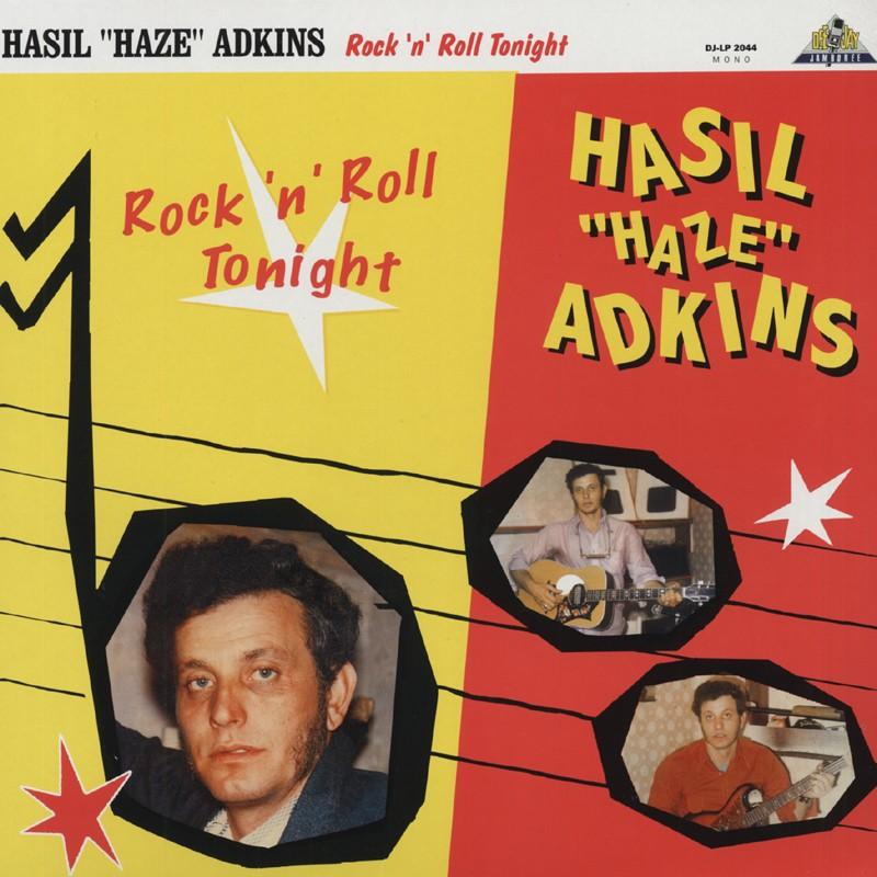 "HASIL ""HAZE"" ADKINS - Rock 'n' Roll Tonight"