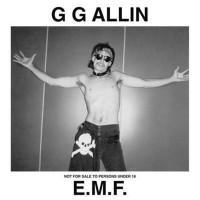 GG ALLIN - E.M.F