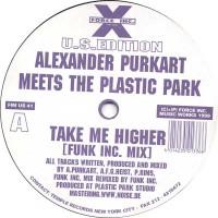 ALEXANDER PURKART - Take Me Higher