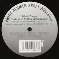 SILENT EARTH - Slide Into Yellow Dimensions