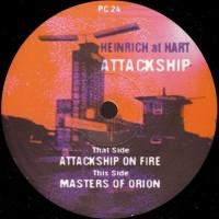 HEINRICH AT HART - Attackship