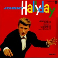 JOHNNY HALLYDAY - Johnny Hallyday No. 2