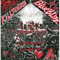 BLUE BLITZ / KILLTOIDS - Split
