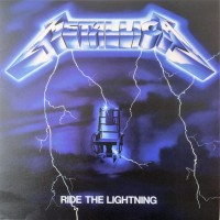 METALLICA - Ride The Lightning (Blue Cover)