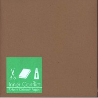 INNER CONFLICT - Schere Klebstoff Papier