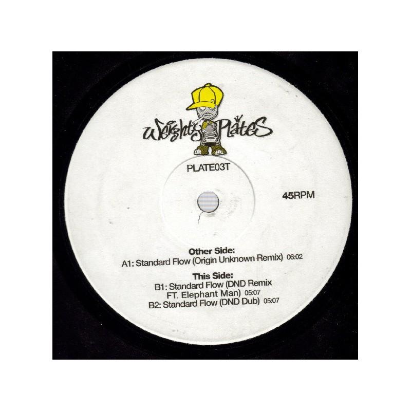 BLAZIN' SQUAD - Standart Flow - Original Unknown & DND Remixes