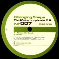 CHANGING SHAPE - The Metamorphosis EP - Disc 1