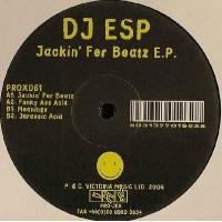 DJ ESP - Jackin' Per Beatz E.P.