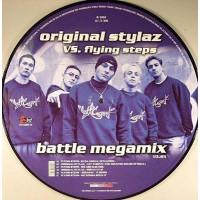 FLYING STEPS VS ORIGINAL STYLAZ - Battle Megamix