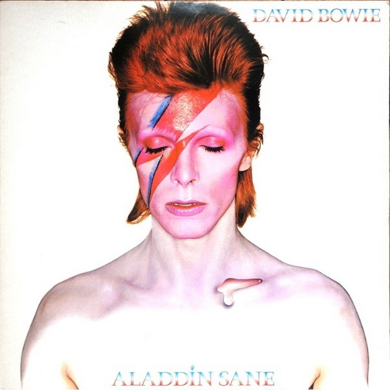 Bowie, David - Aladdin Sane