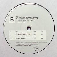 KOPFUSS RESONATOR - Fahrenheit 451 / Serious B