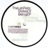 THE LAB RATS - States Of Being EP