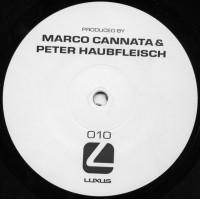 MARCO CANNATA & PETER HAUBFLEISCH - Luxus No.: 010