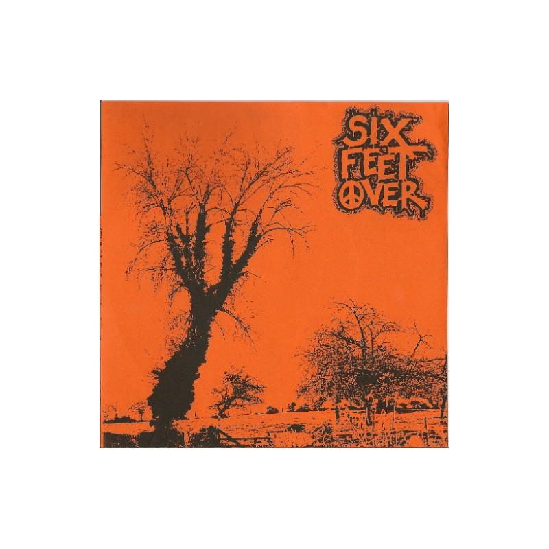 SIX FEET OVER - Abusive Confinement - 2ème Press