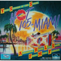 Various Your Station Of The Stars: Hot 105 FM Miami -