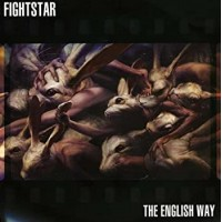 FIGHTSTAR - The English Way (Signed, Blue Vinyl)