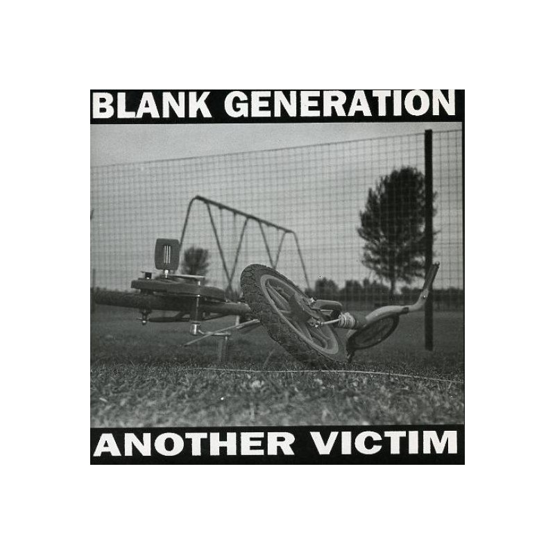 BLANK GENERATION - Another Victim