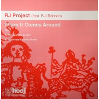 RJ PROJECT Feat. B J ROBSON - When It Comes Around - Disc 2