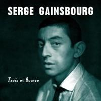 Gainsbourg, Serge - Trois Et Quatre