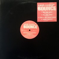 Vinyle - SARAH CONNOR - Bounce