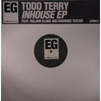 TODD TERRY - In House EP