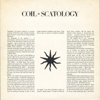 COIL - Scatology