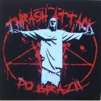 Various Thrash Attack Do Brazil Offside Records - Avec Bandanos, Nerds Attack, Satanaiz, BUSH, Justica, Vinganca