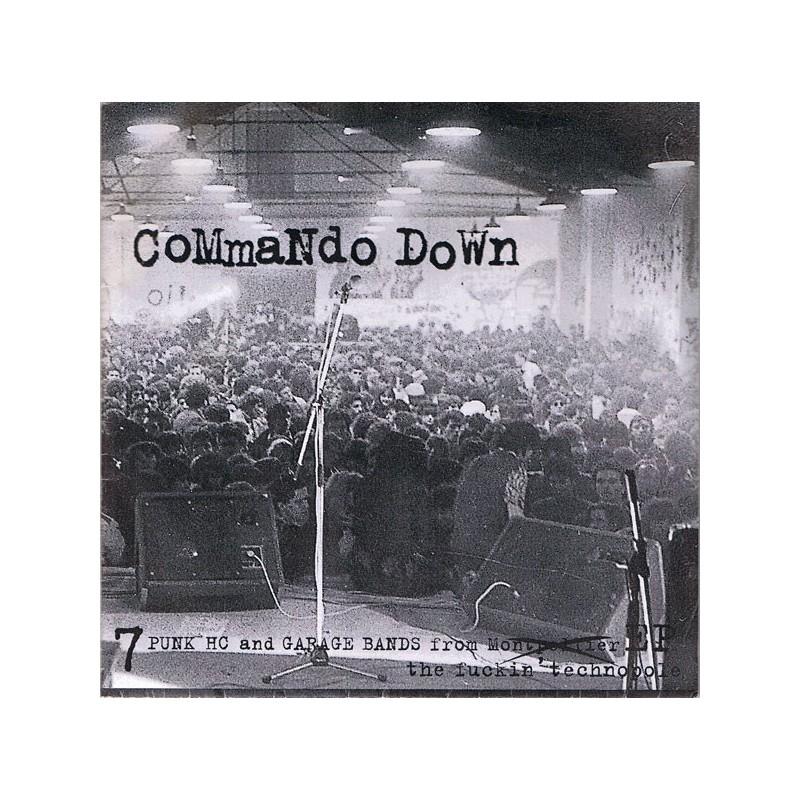 Various Commando Down