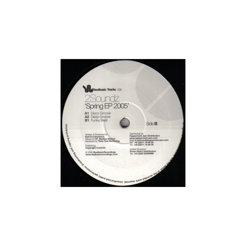 2SOUNDZ - Spring EP 2005