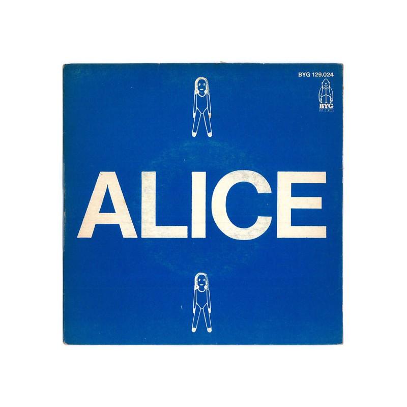 ALICE - Le Nouveau Monde