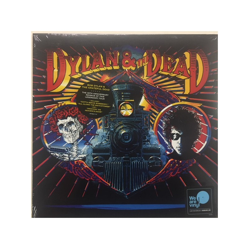 BOB DYLAN AND THE GRATEFUL DEAD - Dylan & The Dead