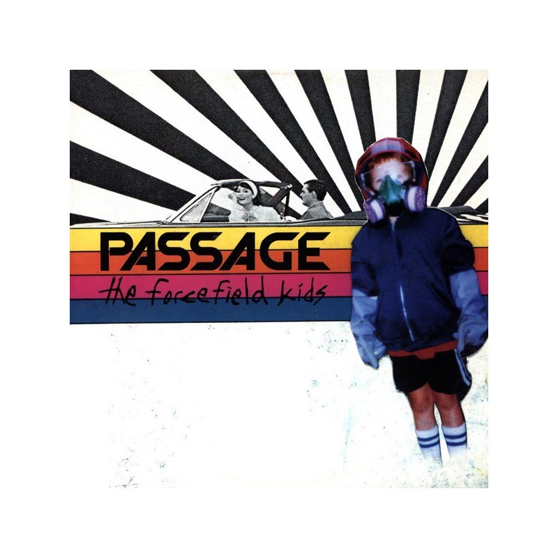 PASSAGE, THE - The Forcefield Kids