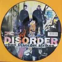 DISORDER / FUTUREBOI - When Disorder Strikes
