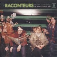 THE RACONTEURS - Steady As...